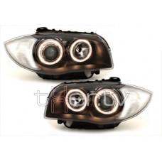 BMW e87 (04-07) lukturi, melni