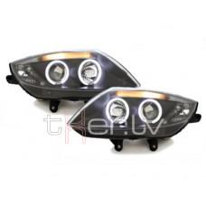 BMW Z4 (02-08) CCFL lukturi, melni