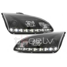 Ford Focus (04-08) LED lukturi, melni