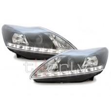 Ford Focus (08-11) LED lukturi, melni