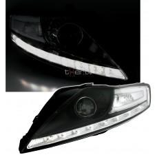 Ford Mondeo (07-14) LED lukturi, melni