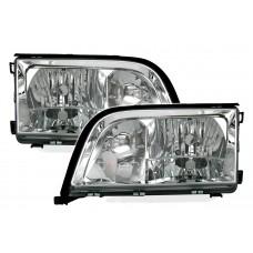 Mercedes w140 (91-98) lukturi, hrometi