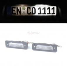BMW LED numurzīmes apgaismojums 4
