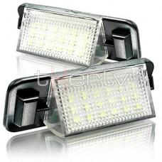 BMW e36 LED numurzīmes apgaismojums
