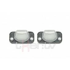 VW T4 LED numurzīmes apgaismojums