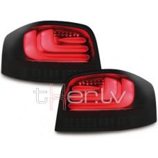Audi A3 8P (03-09) LED aizmugurējie lukturi, black/smoked