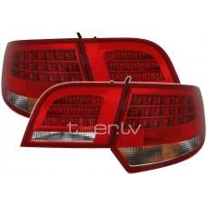 Audi A3 8P Sportback (04-08) LED aizmugurējie lukturi, red/crystal 3