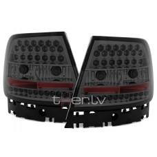 Audi A4 B5 (95-01) LED aizmugurējie lukturi, smoked 2