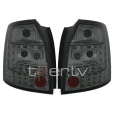 Audi A4 B6 Avant (01-04) LED aizmugurējie lukturi, smoked 2
