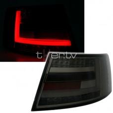 Audi A6 C6 (04-08) LED aizmugurējie lukturi, smoked 3