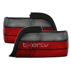 BMW e36 Coupe/Cabrio (92-99) red/smoked