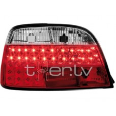 BMW e38 (94-01) LED red/crystal