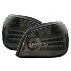 BMW e60 (03-07) LED smoked 2