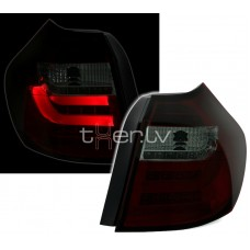 BMW e81/e87 (04-07) LED red/smoked