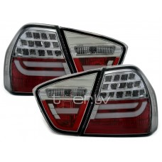 BMW e90 (05-08) LED smoked 2