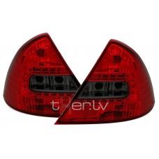Ford Mondeo MK3 (00-07) aizmugurējie lukturi, LED red/smoked