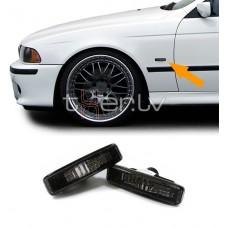 BMW e39 (95-03) pagriezieni spārnos, smoked 2