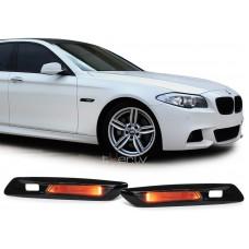 BMW f10 / f11 (10-13) dinamiskie pagriezienu rādītāji spoguļos LED, smoked
