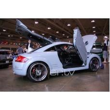 Audi TT 8N (98-06) Coupe/Cabrio LSD