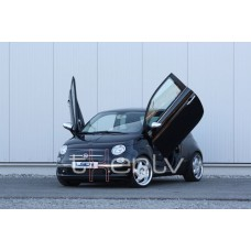 Fiat 500 (07-) LSD
