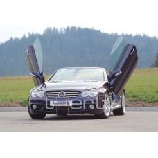 Mercedes r230 (01-) LSD