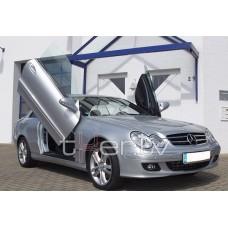 Mercedes w209 (02-) LSD