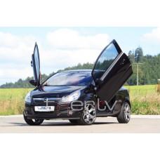 Opel Corsa D (06-) LSD