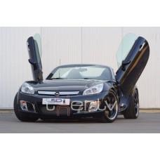 Opel GT (07-) LSD