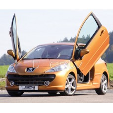Peugeot 207 3D (06-) LSD