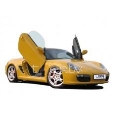 Porsche Boxster (04-), Cayman (06-) LSD