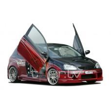 VW Golf 5 3D (03-08), Jetta 5 (05-) LSD