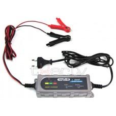 Akumulatora lādētājs, 12V 6-100 Ah