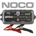 Auto akumulatora starteris, būsteris NOCO GENIUS BOOST HD GB20 400A
