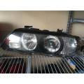 BMW X5 e53 (99-04) L lukturis, melns, lietots