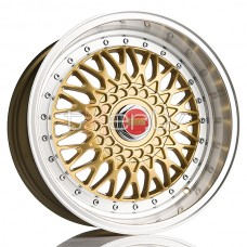 Classic RS Gold 15x7J PCD: 5x100; 5x112 ET: 35