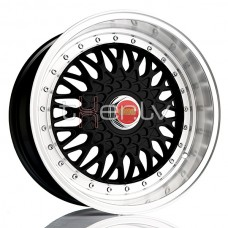 Classic RS Black 15x7J PCD: 4x100; 4x108 ET: 20